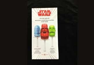 Zoku Star Wars Ice Pop Mold