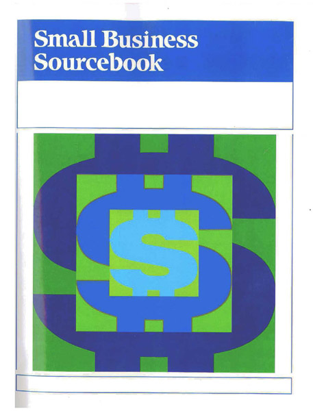 Small buisness sourcebook cover