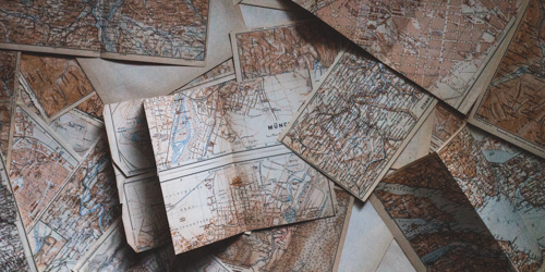 Image of old maps