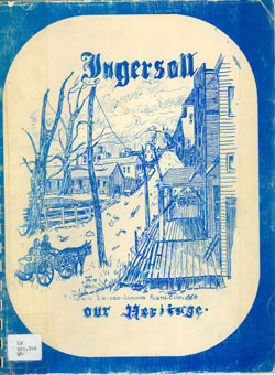 Ingersoll Heritage book cover