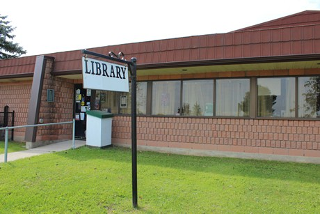 Mount Elgin Public Library front of building